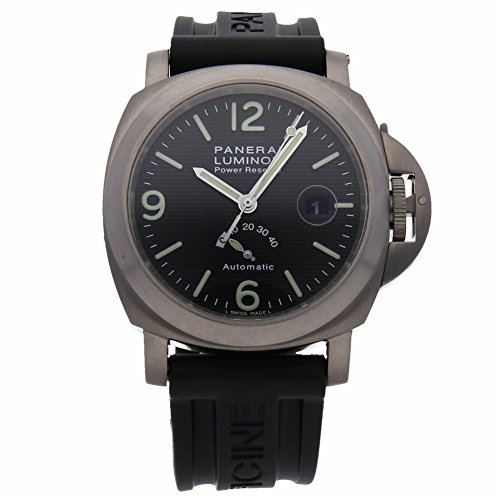 Panerai Luminor Automatic-self-Wind Male Watch PAM00057 (Certified Pre-Owned) - 44mm Panerai Watches