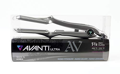 Avanti Nano - Avanti Ultra Professional Hair Straightener  1-3/8