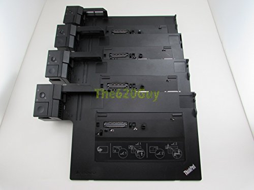 Click to buy Lot of 4 Lenovo W530 T430 T430s ThinkPad Mini Dock Plus Series 3 USB 3.0 433815U - From only $9995