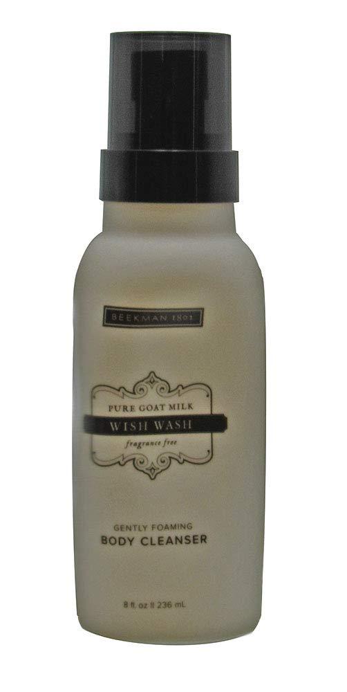 Beekman 1802 Pure Goat Wish Wash Gently Foaming Body Cleanser 8 oz.