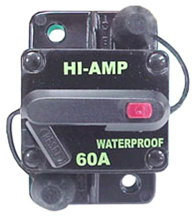 Sierra International CB60000-1 High Amperage Marine Circuit Breaker