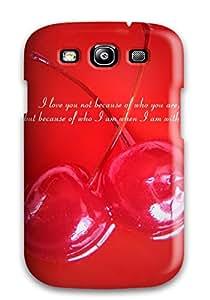 Perfect Fit XGyXANA8648Qohmz Romance Love Case For Galaxy - S3