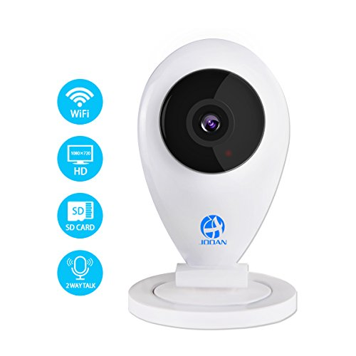 IP Camera, JOOAN 700(Update Version) 720P IP Camera Day/Night Wireless Video Monitoring Remote Control