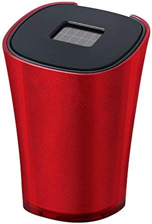 カバー付きカー灰皿カー用品クリエイティブ灰皿屋根付きデスクユニバーサルカーホームオフィスユニバーサル灰皿8.4×11×6.5センチ YCHAOYUE