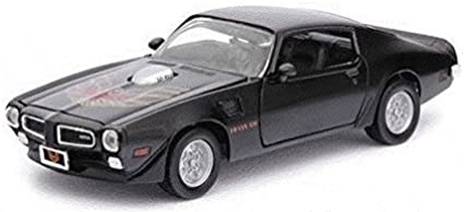1:24 1973 Pontiac Firebird Trans Am Diecast Car by Motormax