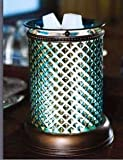 Scentsy Lampshade Collection - Blue Diamond Shade + broad base