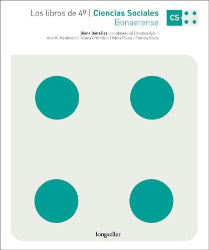 Read Online Ciencias Sociales 4 Bonaerense - 2 Ciclo (Spanish Edition) pdf