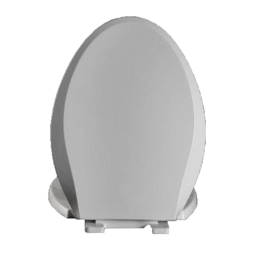 A QARYYQ Toilet Seat V-shaped Toilet Cover Is Easy To Install And Reduce Toilet cover (Size   B)