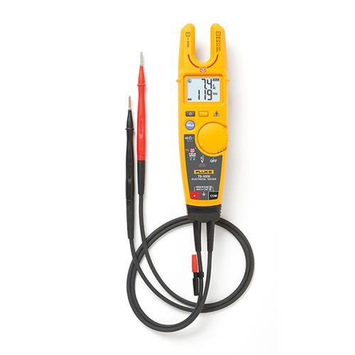 Fluke T6-1000 Electrical Tester with FieldSense technology, measure voltage without test leads