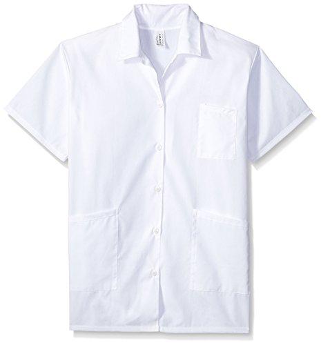 Canyon Rose Esthetician's Jacket, White ()