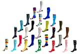 Compression Socks for Women and Men by A-Swift - Pink, Medium