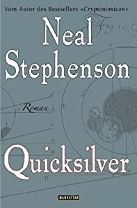 Quicksilver: Roman (Der Barock-Zyklus 1) (German Edition)