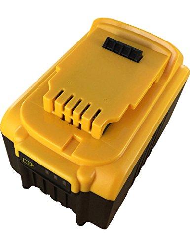 Batteria per DEWALT CL3.C18S, Capacità molto elevata, 18.0V, 6000mAh, Li-ion