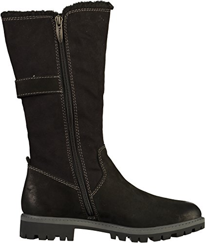 Black Tamaris 29 1 Womens Boots 26018 HggfqWO