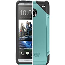 OtterBox 77-26427 Commuter Series Hybrid Case for HTC One - 1 Pack - Carrier Packaging - Steel Blue (Discontinued by Manufacturer)