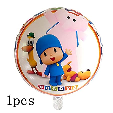 CHENZHAOL Balloon Party, 15pcs de Dibujos Animados, patrón ...