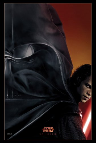 Star Wars Episode III 3 Revenge Of The Sith Movie Poster 2 Sided Original