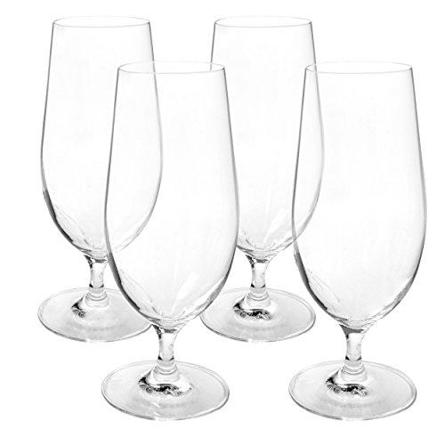 Artland Veritas European Beer Glass, Set of 4
