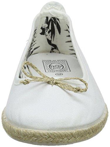 Flossy Women's Condor Espadrilles White (White 000-whte) TCiWuX8Df
