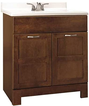 Merveilleux Rsi Home Products BATHROOM VANITIES U0026 CABINETS 270141 Chandler Bathroom  Vanity Cabinet, Fully Assembled,