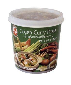 Cock Brand - Grüne Currypaste - 400g