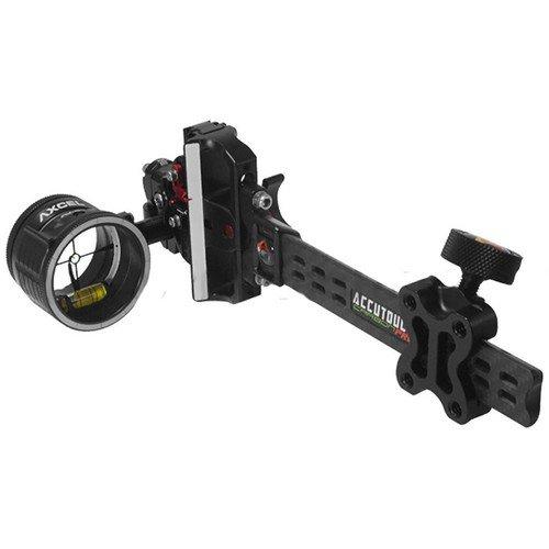 Axcel AccuTouch Plus CarbonPro Sight AV-41 1 Pin .019 RH/LH Model: ACUP-C119-4GB