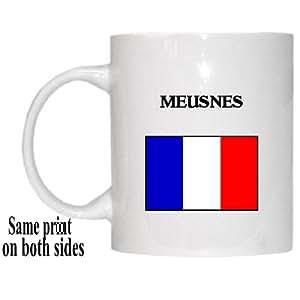 """France - """"MEUSNES"""" Mug"""