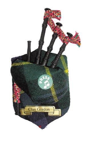 Gordon Clan Musical Fridge Magnet ()