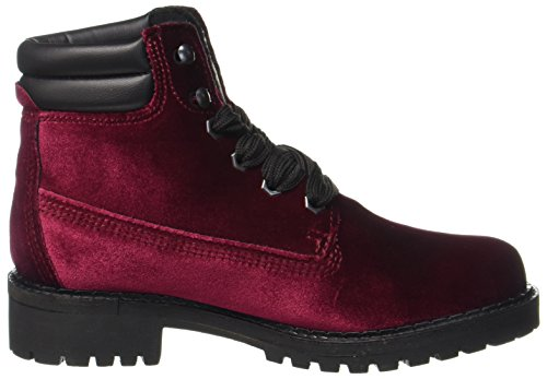 Tamaris Women's 25742 Boots Red (Bordeaux Velv) cheap sale pick a best clearance fast delivery AQlgH