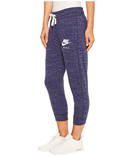 Nsw W Binary sail Vntg Nike Gym Cpri Pantalone Blue Donna U74wZxqw