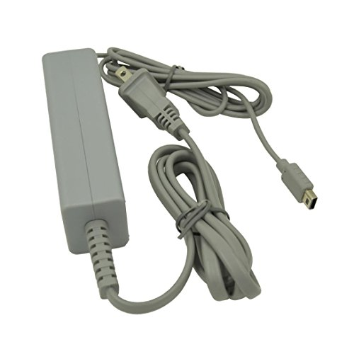 Livoty NEW Brand New AC Adapter for Nintendo Wii U Gamepad - Charging Cable / Cord