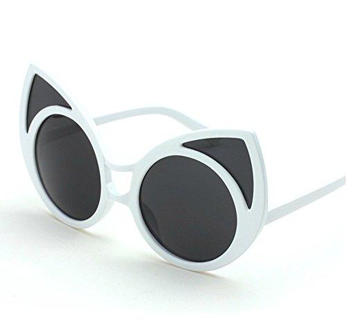 Fashion Cat Eye Sunglasses - Sunglasses Essilor