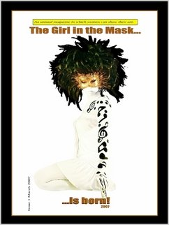 The Girl in the Mask 2007 - Issue