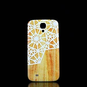 QYF 20150511 Samsung S4 I9500 compatible Graphic/Special Design Plastic Back Cover