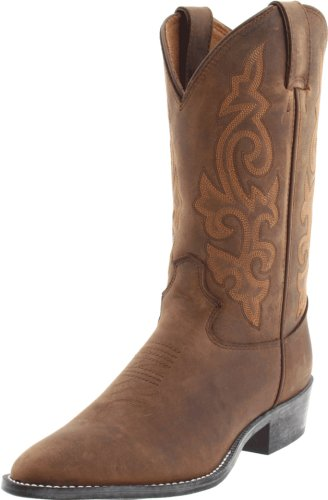 Justin Boots Classic Western Boot (toddler/Little Kid/Big Kid),Bay Westerner,2 D US Little Kid by Justin Boots