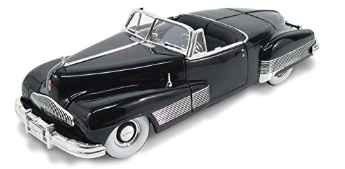 (BRAND NEW DIECAST 1:18 AMERICAN MUSCLE - 1938 BUICK Y-JOB AMM1120 BY Auto World)