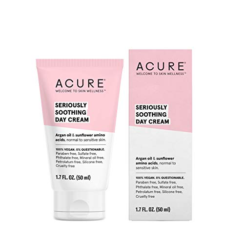 (ACURE Sensitive Facial Cream, 1.7 fl oz)