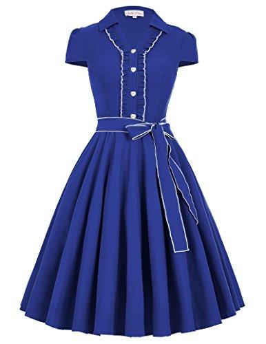 1950 dress fashion - 3