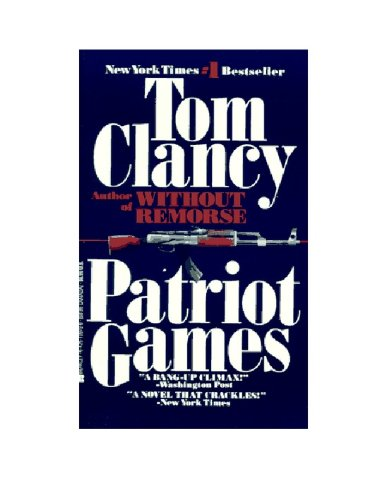 Patriot Games - Intrigue Series Film Shopping Results