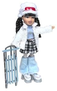 bratz wintertime wonderland jade doll toys. Black Bedroom Furniture Sets. Home Design Ideas