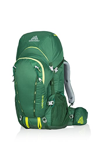 Gregory Mountain Products Wander 50 Liter Youth Backpack, Platoon Green, One - Products Steel Gregory