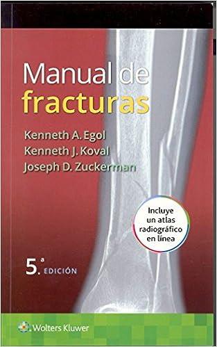 Manual De Fracturas por Aa.vv. epub