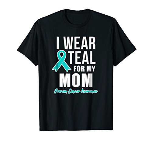 Ovarian Cancer Shirt for Women for Men - Mom