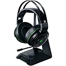 Razer Thresher Ultimate for Xbox One: Dolby 7.1 Surround Sound - Lag-Free Wireless Connection - Retractable Digital Microphone - Base Station Wireless Receiver - Gaming Headset Works with PC & Xbox One