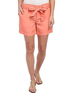 Calvin Klein Jeans Women's Waist Tied Short