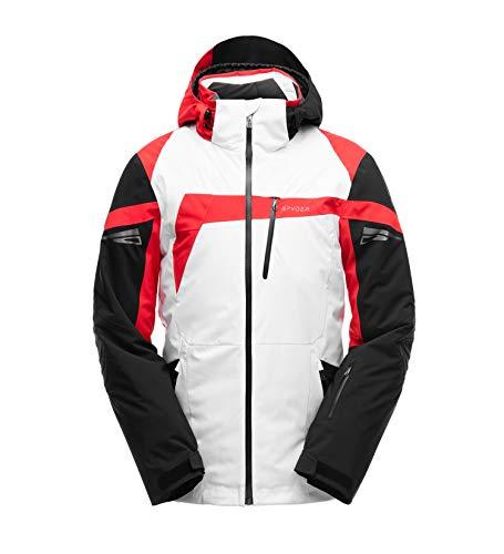 - Spyder Men's Titan Gore-TEX Waterproof and Windproof Outdoor Snow Sport Jacket