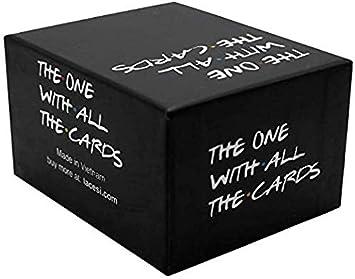 The One with All The Cards - Juego de Mesa para Amigos: Amazon.es: Juguetes y juegos