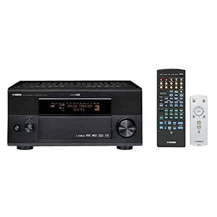 Yamaha RX-Z9 9.1 Home Theater Surround Sound Receiver (Discontinued by Manufacturer)