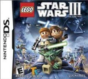 LEGO STAR WARS III: THE CLONE WARS DS (NINTENDO DS) (Lucasarts Lego Star Wars 3 The Clone Wars)