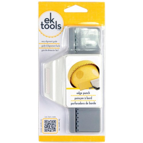 EK tools Edge Dotted Scallop Punch, New Package ()